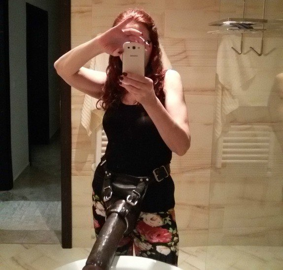 Mistress Linda 40 years, dominatrix Escort from Sofia, Bulgaria