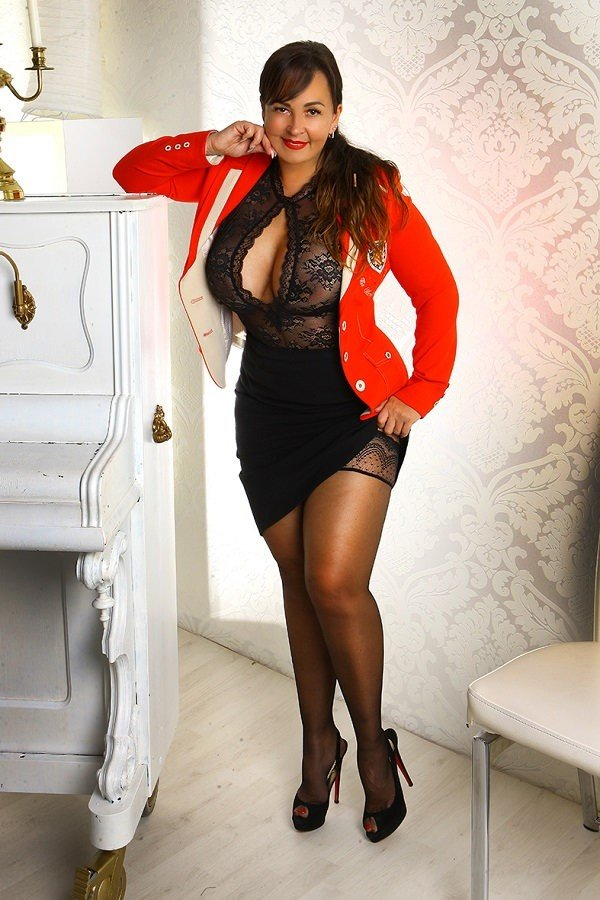 Natalia (46), escort a Berlin, Berlin, Germania