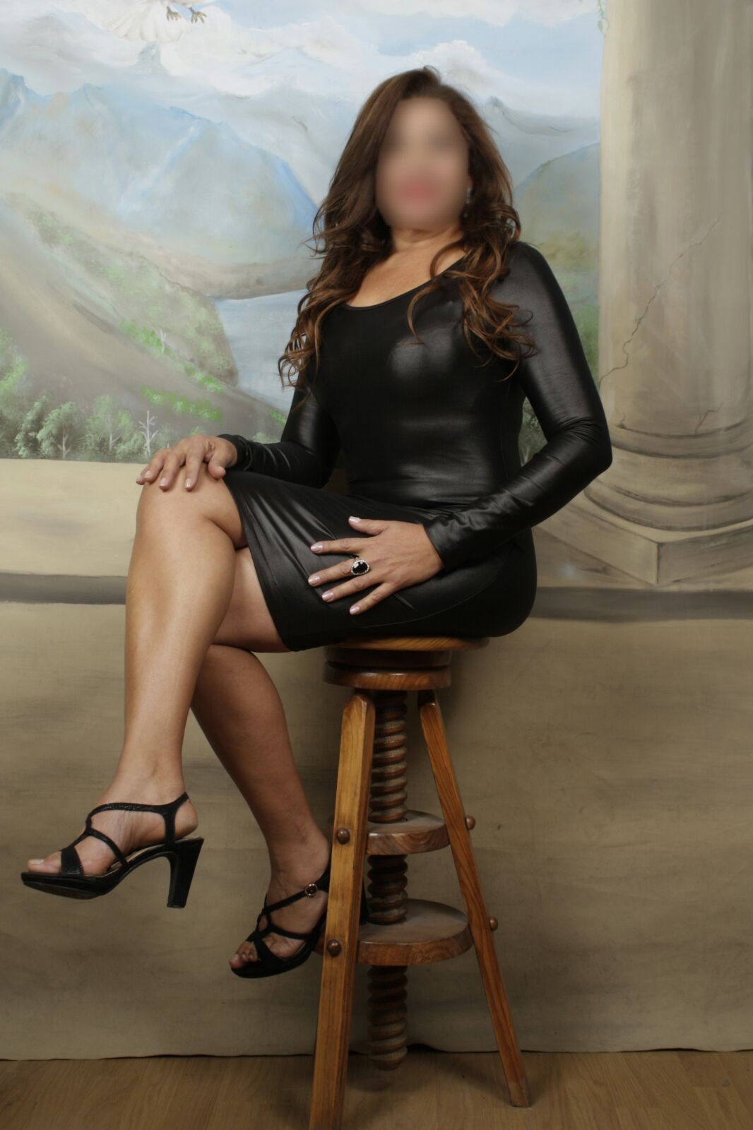 Luz (41), escort in Madrid, Madrid, Spain