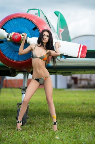 Martha 24 years, female Escort from Moscow, Moskva, Russia