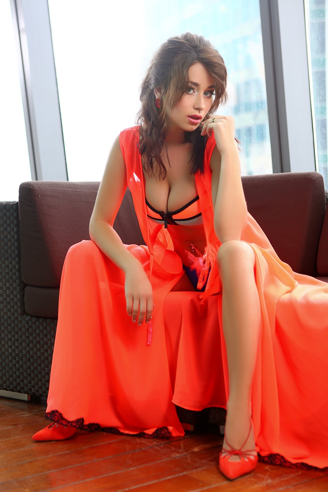 Marie-Antoinette (22), escort in Moscow, Moskva, Russia